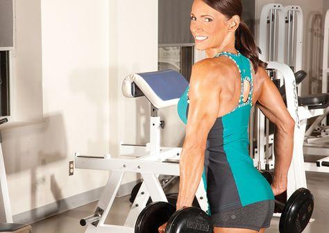 Oxygen Women's Fitness | Training | Beat Arm Jiggle Now!