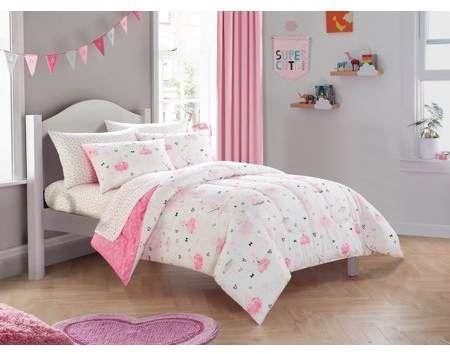 Home Ballerina Bedding Complete Bedding Set Cute Bed Sets
