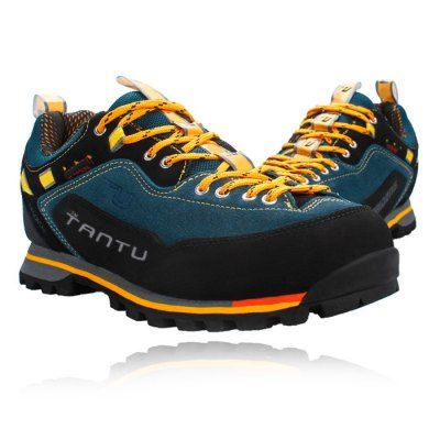 TANTU Hiking Shoes Blue 43 Athletic Shoes Sale, Price