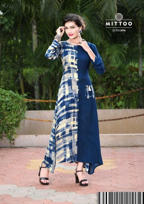 5965b77ab0 Mittoo Panghat Vol 1 best designer kurti wholesale surat
