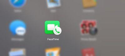 ماهو تطبيق الفيس تايم Facetime و كيف يعمل على الايفون و الايباد و حواسيب ماك Facetime Incoming Call Screenshot Incoming Call