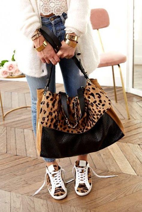 Shop Audrey LBD.com - Sac Léopard #chicstyle #feminine #chic #style
