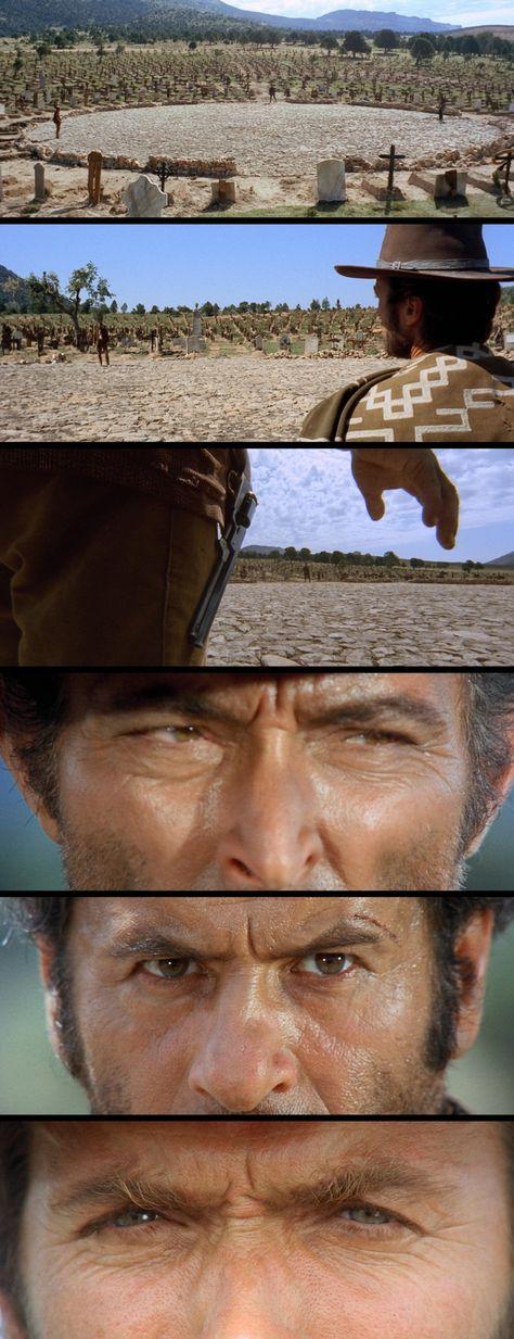 Il buono, il brutto, il cattivo - Sergio Leone