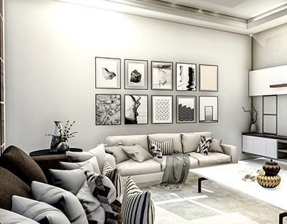 Check Out New Work On My Behance Profile Living Room Http Be Net Gallery 106420541 Living Room In 2020 Living Room Room Revit Architecture