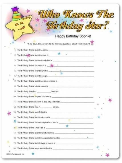 36 Ideas For Sweet 16 Birthday Games 70th Birthday Parties Birthday Party Games 50th Birthday Party