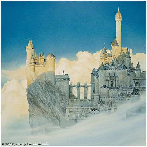 Official Name: Minas Anor  Built by: Numenoreans in Exile  Built in (or around): SA c.3320  Principal constructor(s): Anarion (Gondor)  Region: Gondor, between Anduin and Mindolluin.  Destroyed in: N/A but damaged in 3019 in the siege of Gondor
