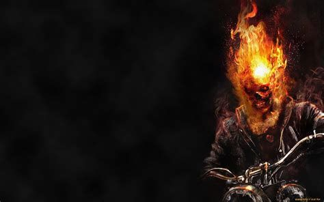Wallpaper 3d Ghost Rider In 2020 Ghost Rider Ghost Rider Wallpaper Blue Ghost Rider