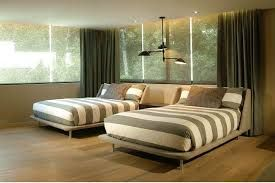 Twin Bed People Seem To Be Needing A Good Sleep These Days So Couples Are Electing To Sleep In Sepa Twin Bedroom Furniture Sets Bedroom Interior Bedroom Sets