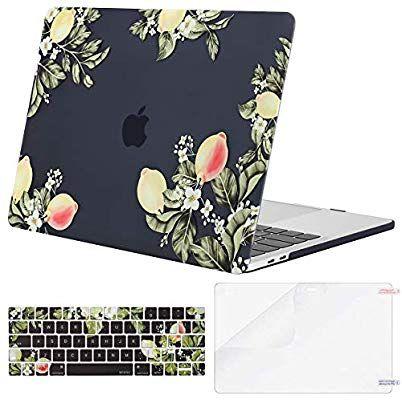Pro 13 MacBook Case 2019 2018 Laptop Hard Shell Case A1708//A1706//A1989//A2159 , Flower2