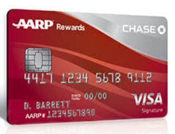 Aarp Visa Chase Aarp Visa Credit Card Login Online With Images