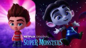 Super Monsters Best Netflix Kids Shows Of All Time Netflix Kids Shows Netflix Kids Kids Shows
