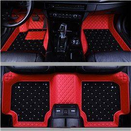 All Weather Full Protection Anti Dirt Pink Custom Fit Car Floor Mats Beddinginn Com Car Floor Mats Fit Car Floor Mats