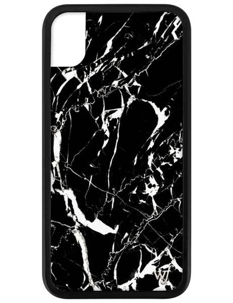 Black Marble Iphone Xr Case Wildflower Cases Marble Iphone