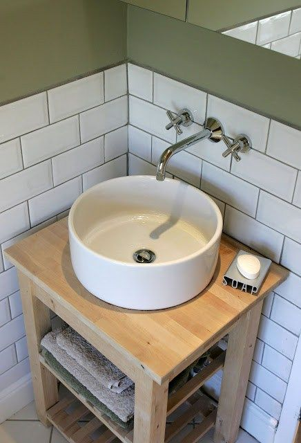 Hemnes Waschbeckenunterschrank 2 Turen Weiss Ikea Deutschland
