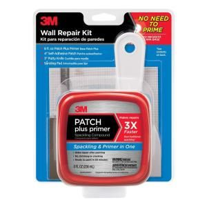 3m Patch Plus Primer Is Ideal For Repairing Small Holes Cracks