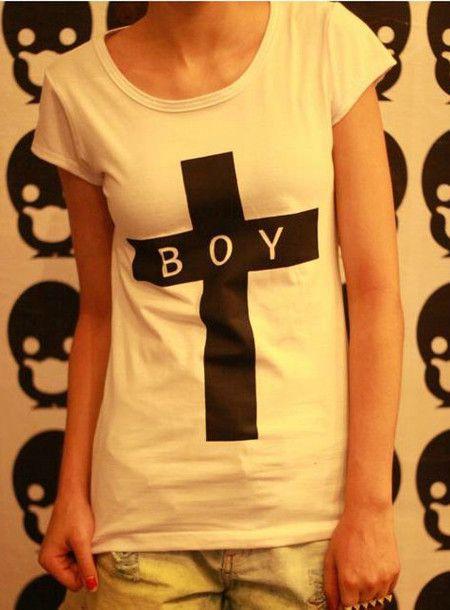 Camiseta Maxi Cross and Boy