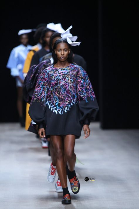 ARISE Fashion Week 2019 | Papa Oppong
