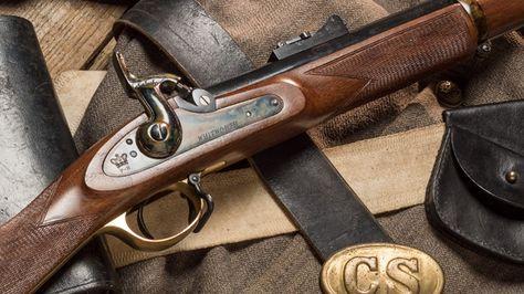 Navy Arms Whitworth Rifle