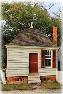 Tiny House Home Build Plans 1 Bed Cottage Narrow Lot 720 Sf Pdf File 39 99 Picclick Brick Cottage Building A House Colonial Williamsburg