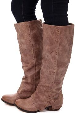100+ Boots That Need No Slouch Boot