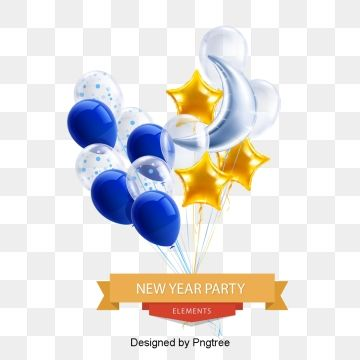 Vector Balloons Clipart Colored Balloons Balloons Png