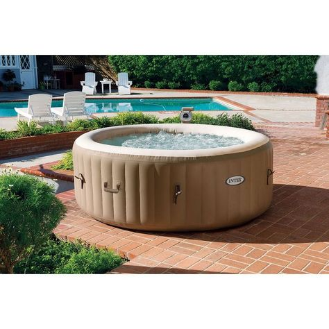Comfortable 2 Person Inflatable Hot Tub Spa With 2 Person Inflatable Hot Tub With Images Best Inflatable Hot Tub Portable Hot Tub Inflatable Hot Tubs