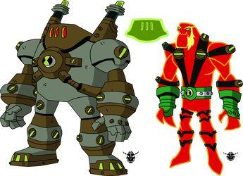 Biomnitrix Unleashed Franken Rg By Rizegreymon22 Ben 10 Comics Ben 10 Ben 10 Omniverse