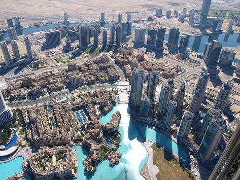 Free Image on Pixabay - Dubai, Skyscraper, Big City