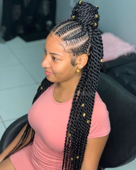 33++ 2021 braids hairstyles pictures trends