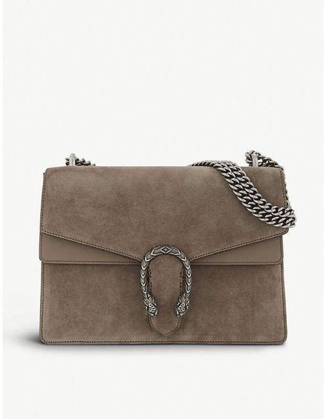 8c135b884b3 Gucci Dionysus medium suede shoulder bag  gucci  ShopStyle  MyShopStyle  click link for more information
