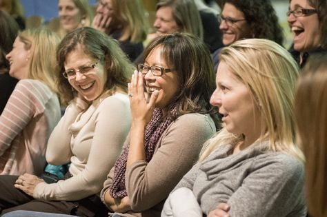 Image result for group of laughing ladies