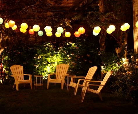 Creative Outdoor Lighting Projects You