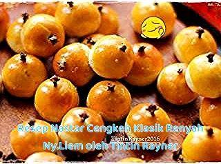 Resep Nastar Cengkeh Klasik Renyah Ny Liem Oleh Tintin Rayner Cookpad Tintin Pomegranate Juice Chocolate No Bake Cookies