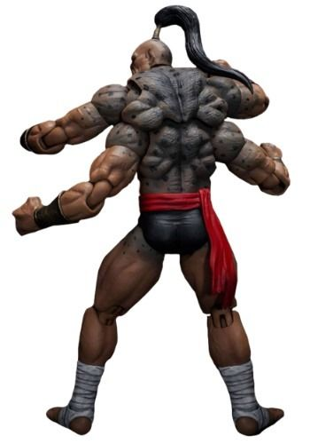 1:12 Goro Mortal Kombat Storm Collectibles Action Figure
