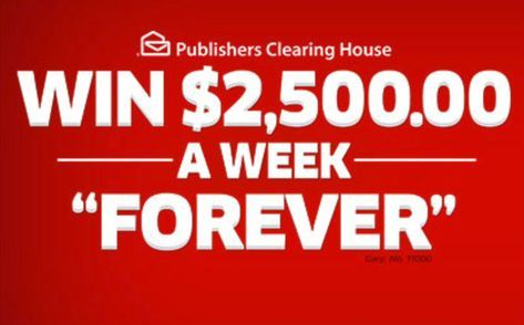 Easy PCH Sweepstakes Entry List - Publishers Clearing House | 10