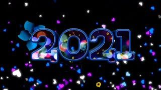 Happy New Year 2021 Animated Status Video Download In 2021 New Years Song Happy New Year Song Happy New Year