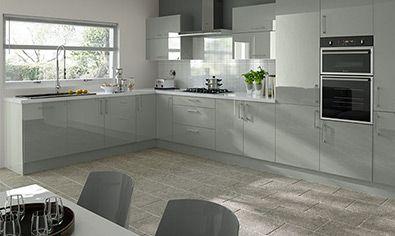 Perfect grey kitchen Google Search House Pinterest Gray kitchens Kitchens and House
