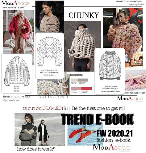 Knitwear trends Fall 2020 Тренды трикотажа зима 2020