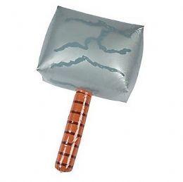 Dozen Assorted Inflatable Hammers