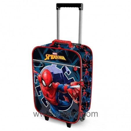 Maleta Trolley Spiderman Marvel Hero 2r 46cm 43 76 Tamano 46 5x33x17cm Marvel Spiderman Marvel Heroes Spiderman