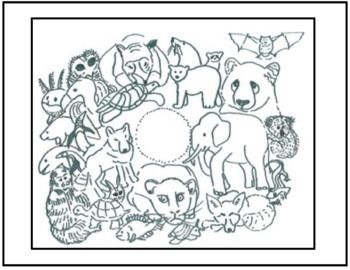 Endangered Animals Coloring 4 Printables Art By Art Wizard Teachers Pay Teachers In 2020 Earth Day Coloring Pages Endangered Animals Animal Coloring Pages