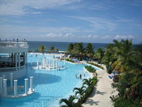 Grand Palladium Jamaica Resort Outside Montego Bay A Fantastic