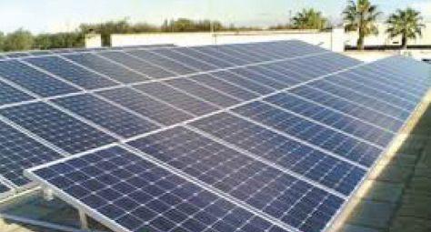 نادك توق ع اتفاقية مشروع شراء الطاقة الشمسية لتقليل استهلاك الوقود الطاقة الشمسية نادك صحيفة البلاد Solar Pv Systems Solar Pv Solar