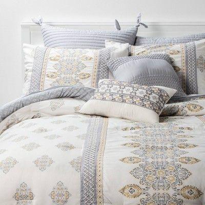 Pin On Renos, Target Gray Bedding Sets