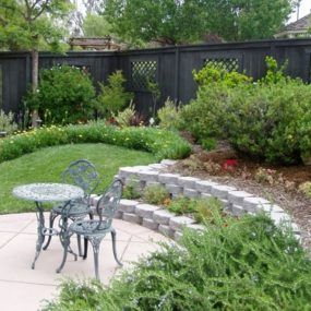 Peachy Small Sloped Backyard Ideas Landscaping Sloped Yard Pdpeps Interior Chair Design Pdpepsorg