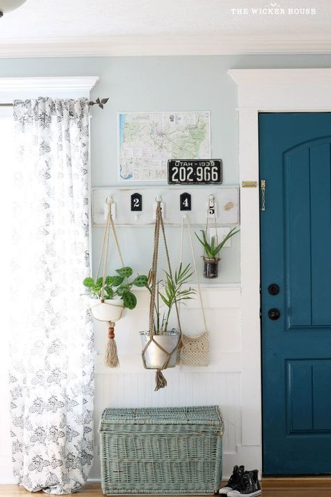 Spring House Tour 2016 With Images Wicker House