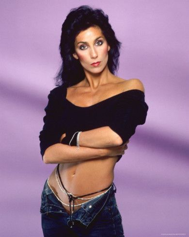 Caption:LOS ANGELES - JULY Singer and actress Cher poses for a photo session in July 1984 in Los Angeles, California. (Photo by Harry Langdon/Getty Images)