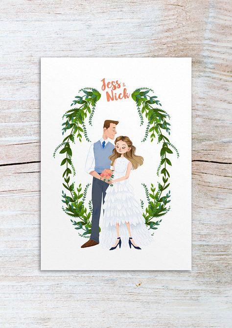 приглашения на свадьбу с иллюстрациями твоя готовность купальному