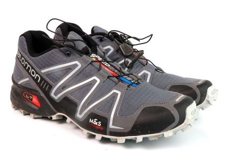 Salomon Speedcross 3 Men's OCR Trail Running Shoes Size 9