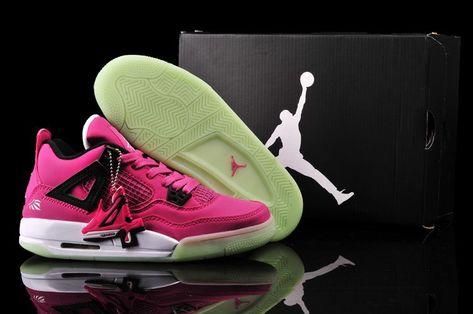 360a9955be2dad Air Jordan 4 Women Shoes (37)